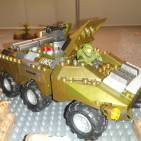 Image of: UNSC Cougar Custom