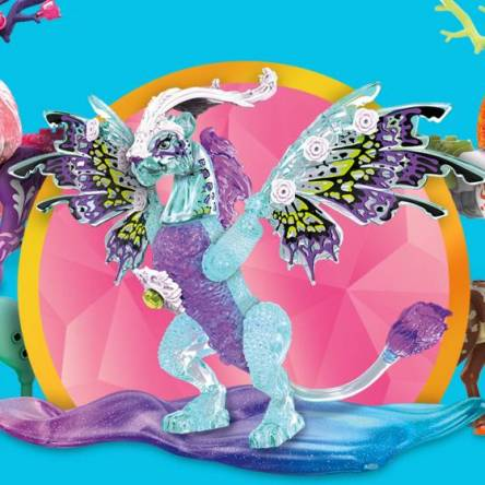 Crystal Creatures are back with series 3