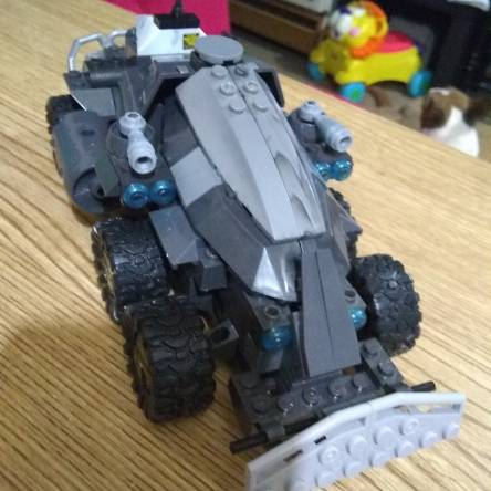 Gears of war Armadillo MOC