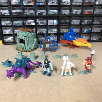 Closer Look: Masters of the Universe Point Dread!