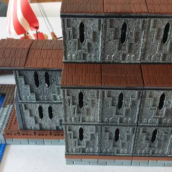 Viking Stronghold updated