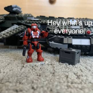 Image of: What Halo game is your favorite