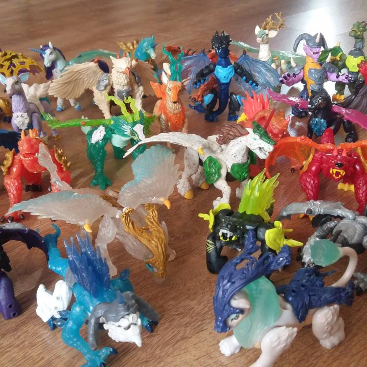 Image of: Breakout beasts