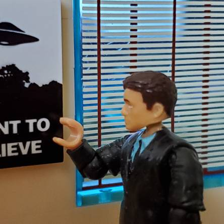 Mulder isn't so sure he wants to believe anymore
