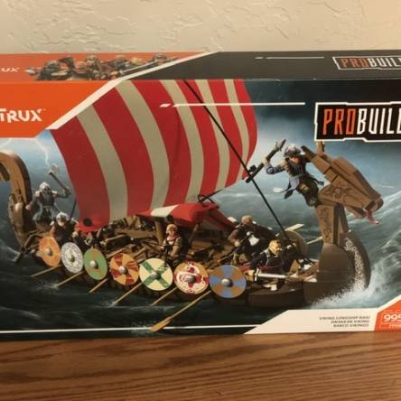 New Vikings ship