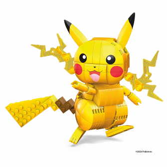 Image of Interactive Build Pikachu