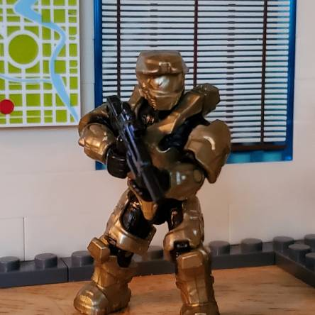 When Master Chief gets his taxe refund