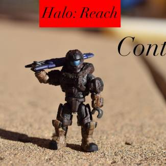 Image of: Halo: Reach contest announcement!