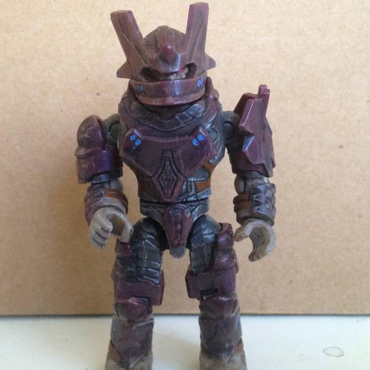 Image of: Brute Captain custom