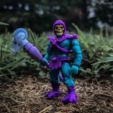 The Mighty Skeletor