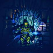 The king master chief