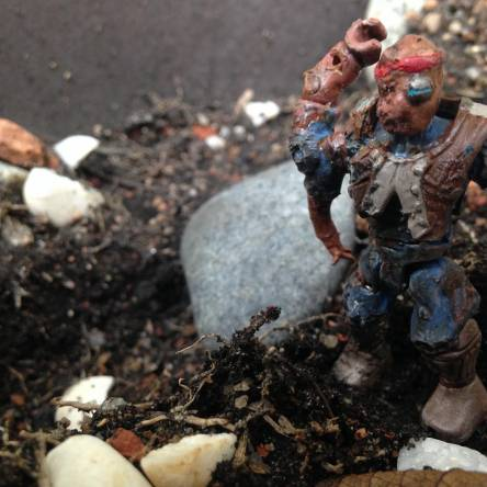 Wasteland custom: Gabriel macker
