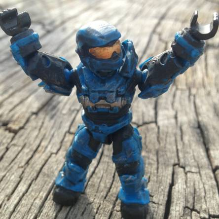 Throwback Thursday: Blue Grenadier