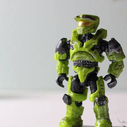 Green Spartan Custom