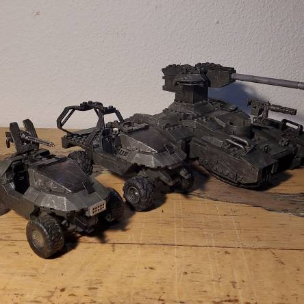 UNSC Custom Vehicles