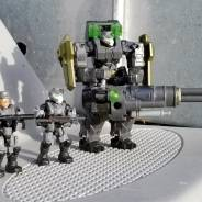 ONI security patrol
