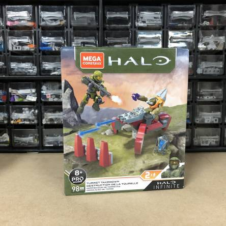 Closer Look: Halo Turret Takedown