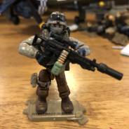 Custom rifleman