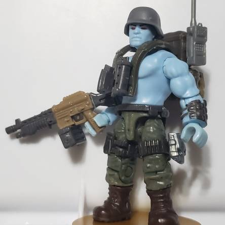 MCX Custom Rogue Trooper [from 2000AD]