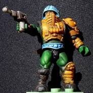 MCX MotU Custom Eternian Guard / Mini Comic Man At Arms
