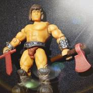 MCX MotU - Savage He-Man v2 [weathered look]