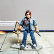 Custom Ellie from The Last of Us Part II