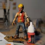 Construction Worker Zombie