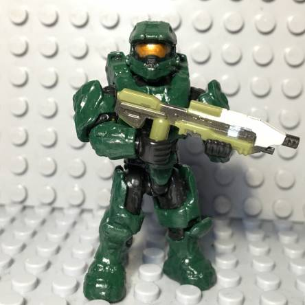 Custom Master Chief