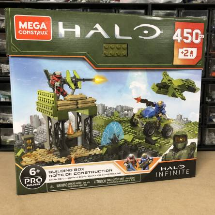 Closer Look: Halo Building Box Part 1