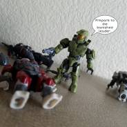 Halo infinite ending. Comedy strip