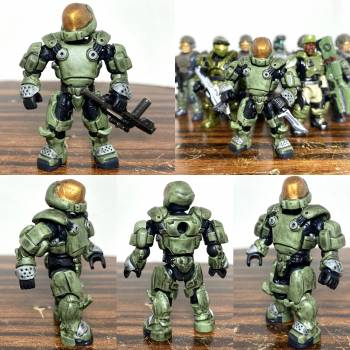 Halo: Semi-Powered Infiltration Armor!