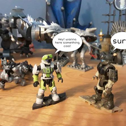Halo funnies