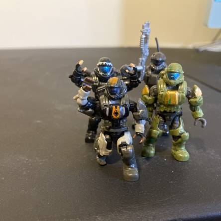 What should I names these ODST- look in description for more info