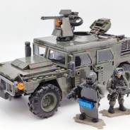 FSB  assault vehicles