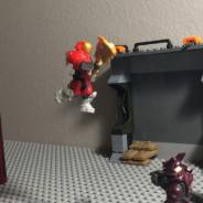 Stop motion: the brutes