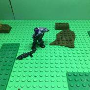 Grenades a stop motion