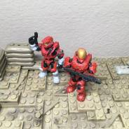 Custom halo reach Spartans