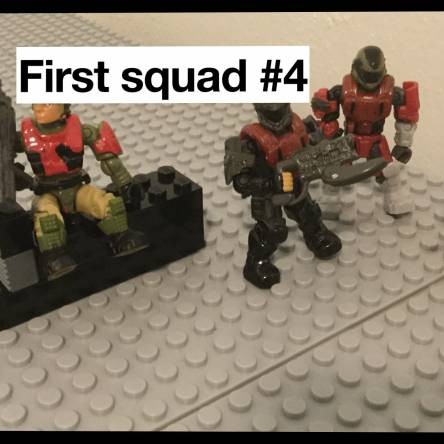 First squad #4