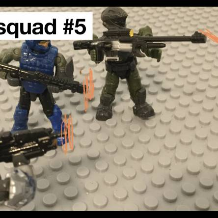 First squad #5