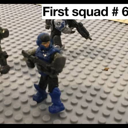 First squad #6 finally