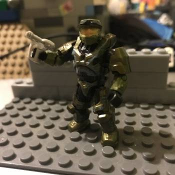 Halo: Cursed Edition items part 1