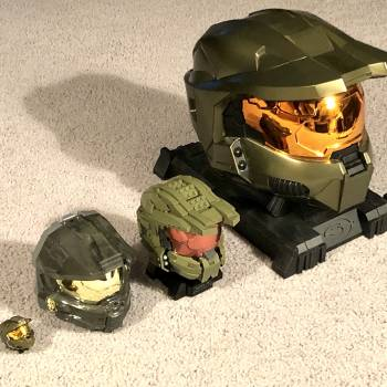 Master Chief Helmet Review
