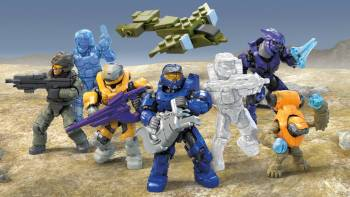 Image of Build Halo Micro Action Figure Asst. Series 12