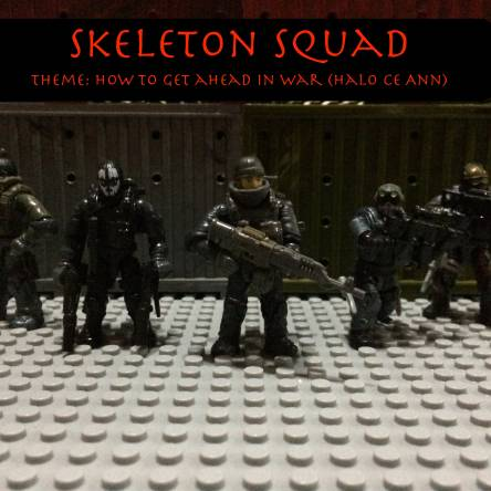 Skeleton Squad Bios