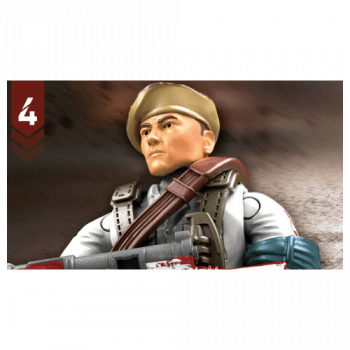 Image of Build WWII Resistance Fighter