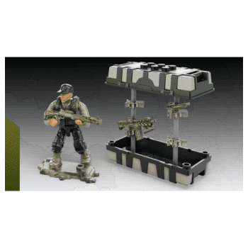 Image of Build Desert Mission Weapon Crate