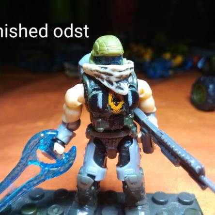 custom: banished odst