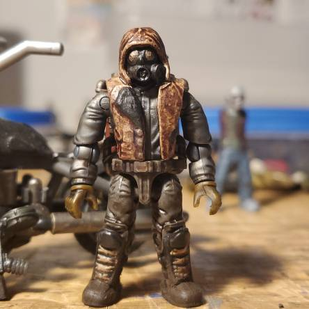 Custom Fallout Inspired Apocalypse Survivor