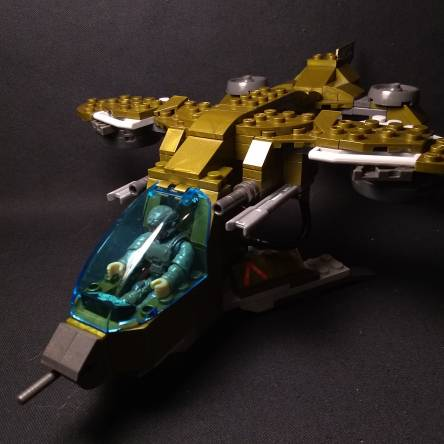 Updated UNSC Gyrfalcon
