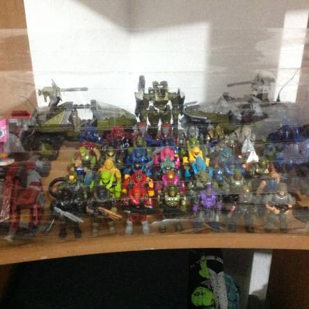 My MCX collection so far